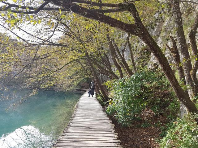 Đẹp như tranh là cảm nhận khi đặt chân vào Vườn quốc gia Plitvice